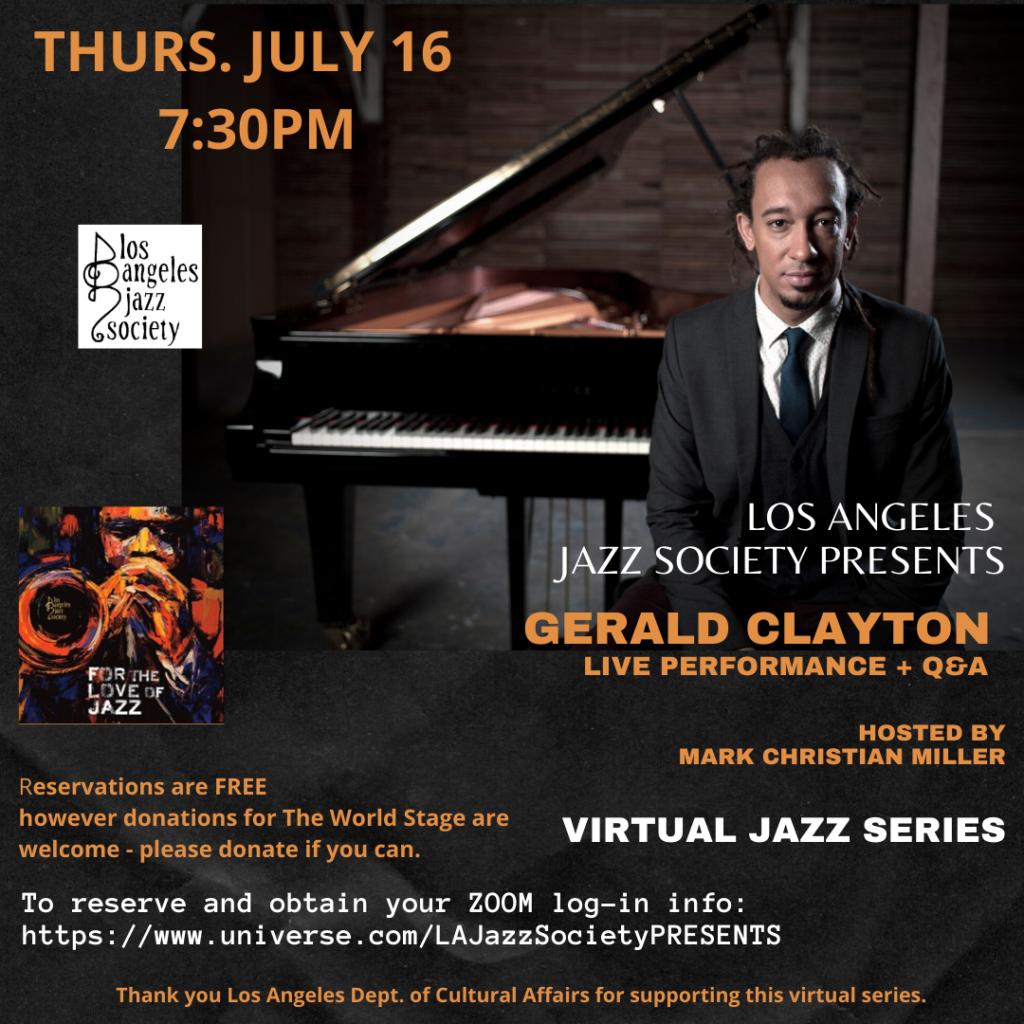 _July 16 - gerald