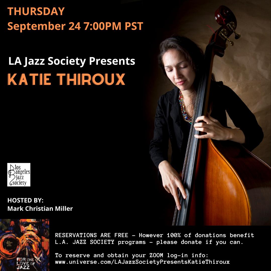 Sept. 24 Katie Thiroux (1)