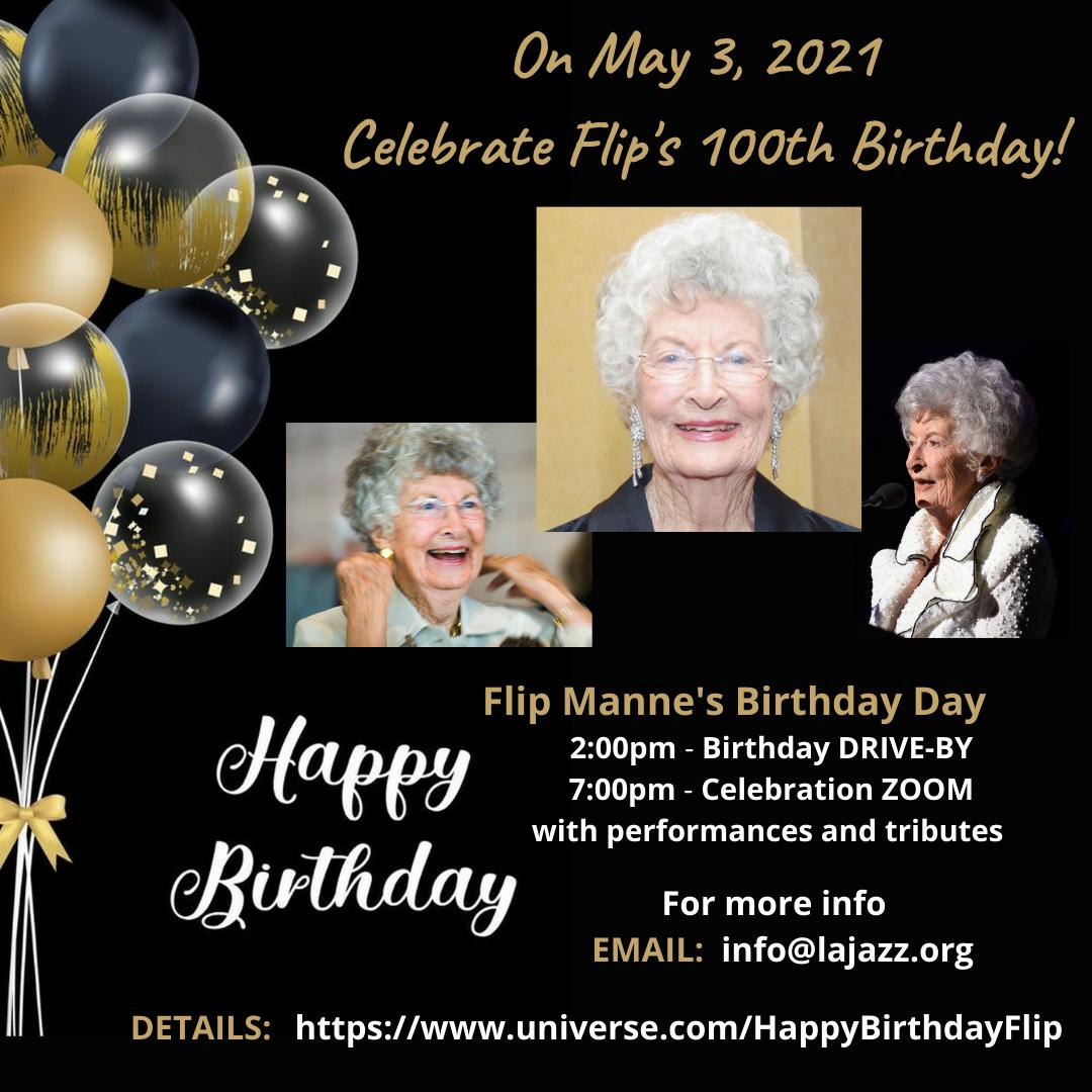 sm post - Happy Birthday Flip