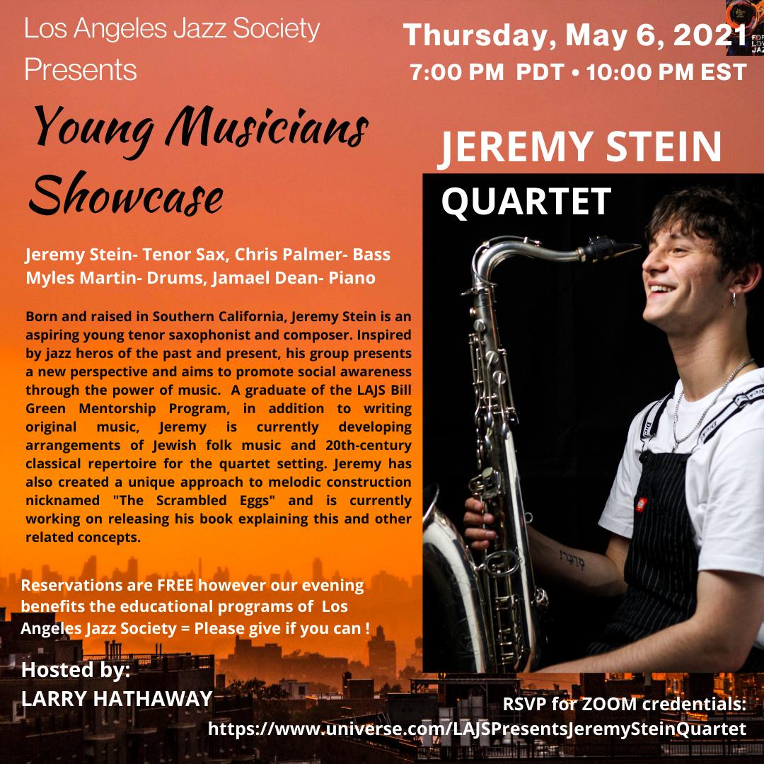 YMS- May 6 - Jeremy Stein & Friends (3)